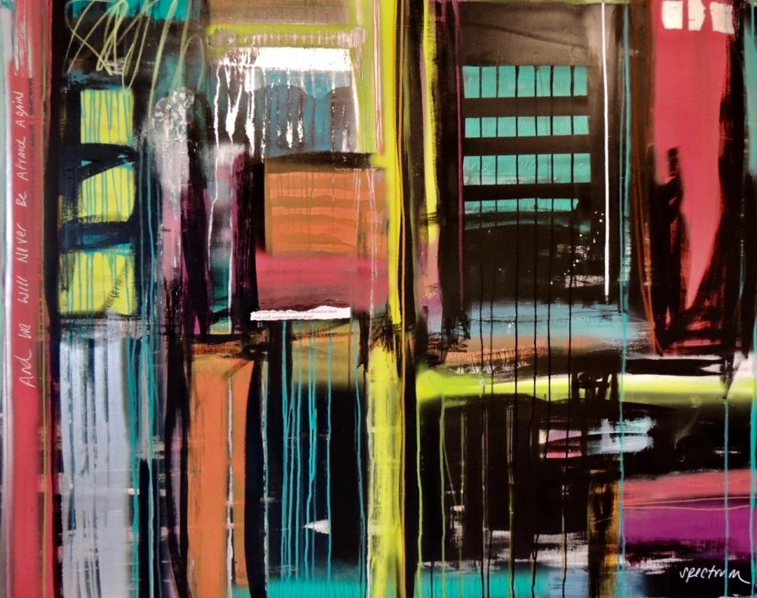 Spectrum by Niki Stearman   ArtworkNetwork.com