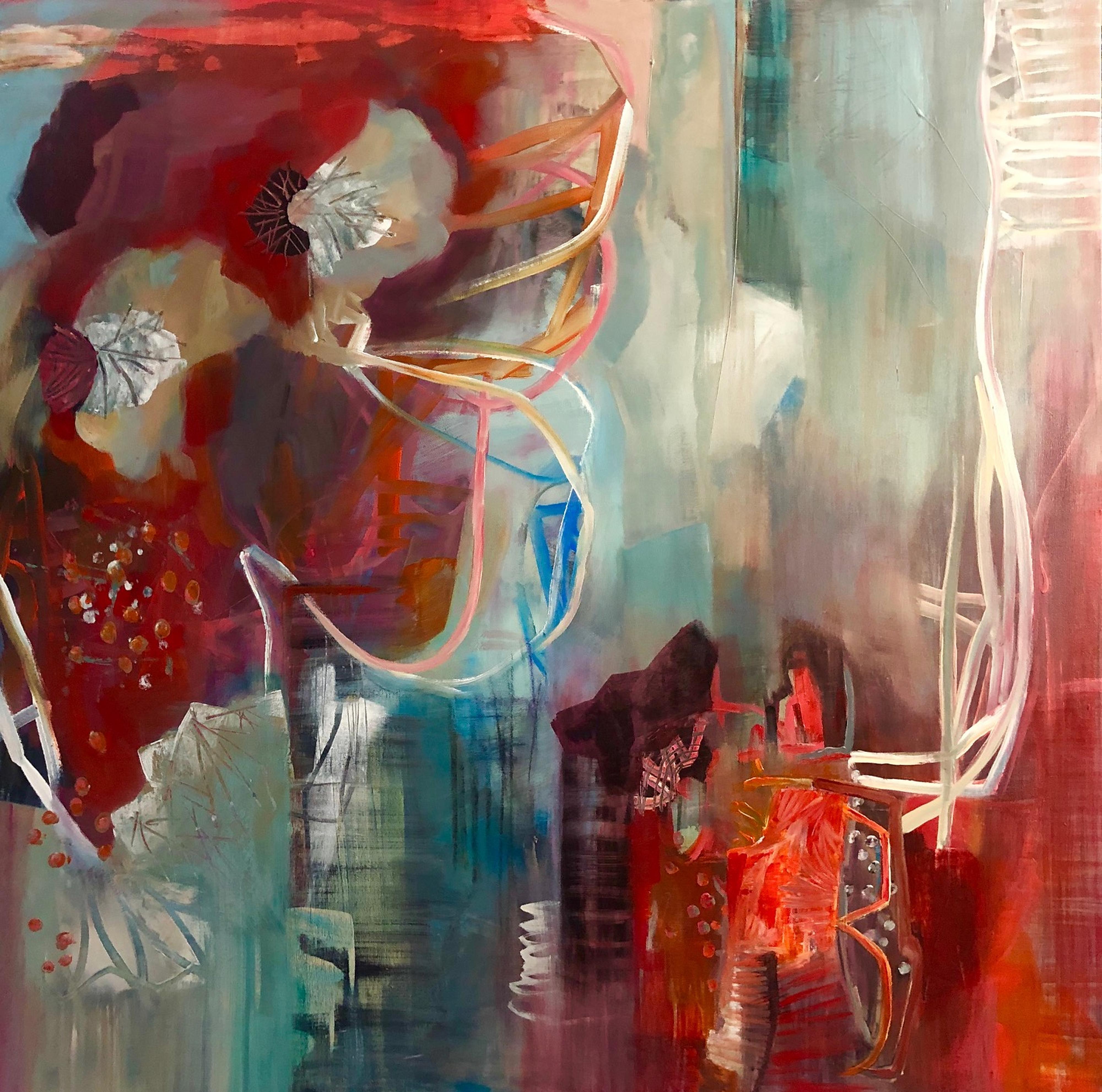 Spicy Summertide by Sarah Van Beckum | ArtworkNetwork.com