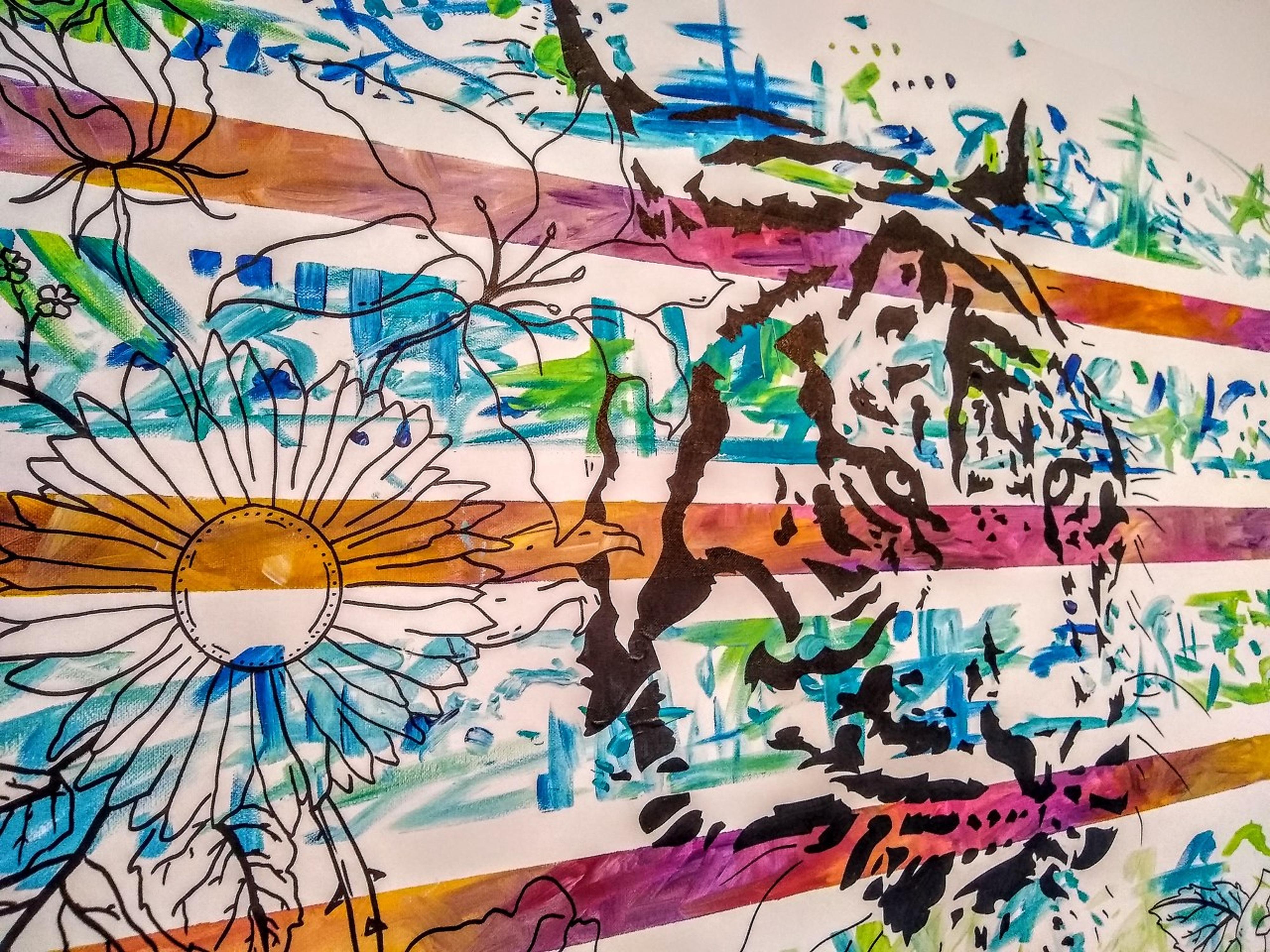 Tiger Lilly by Dane Hyman | ArtworkNetwork.com