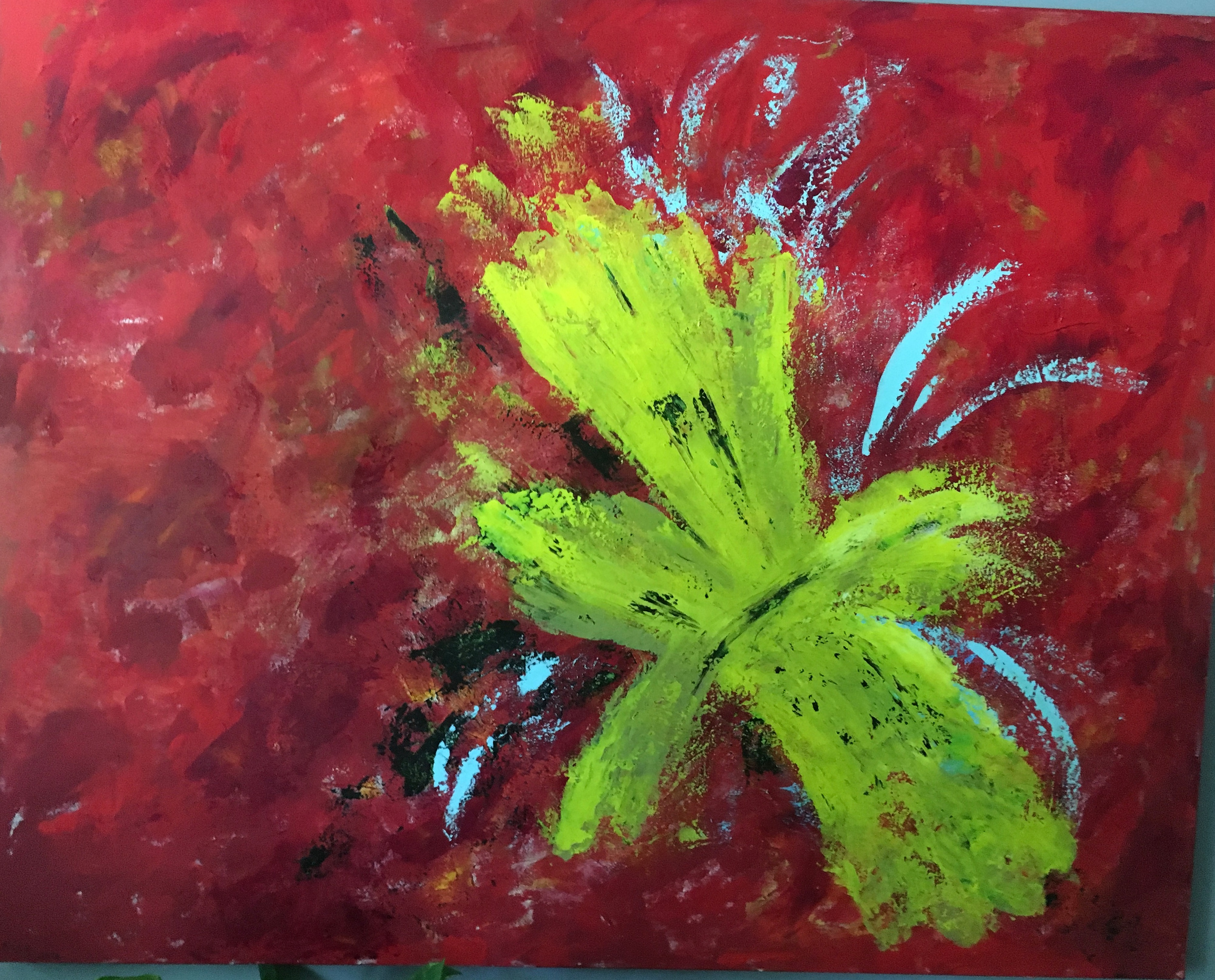 Angel Fire by Marylin Kitchen | ArtworkNetwork.com