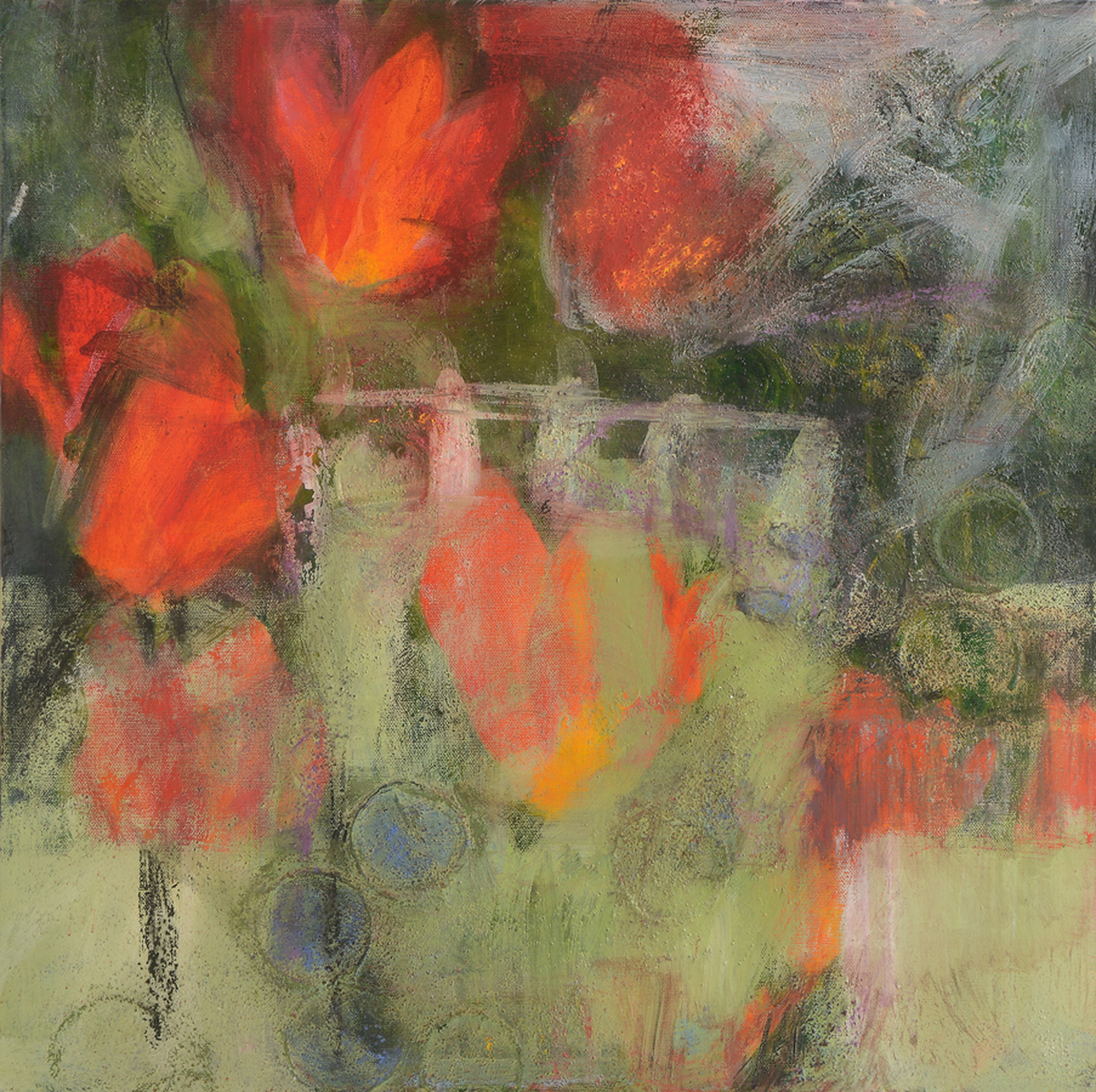 Where Does the Time Go by Marla Sullivan | ArtworkNetwork.com