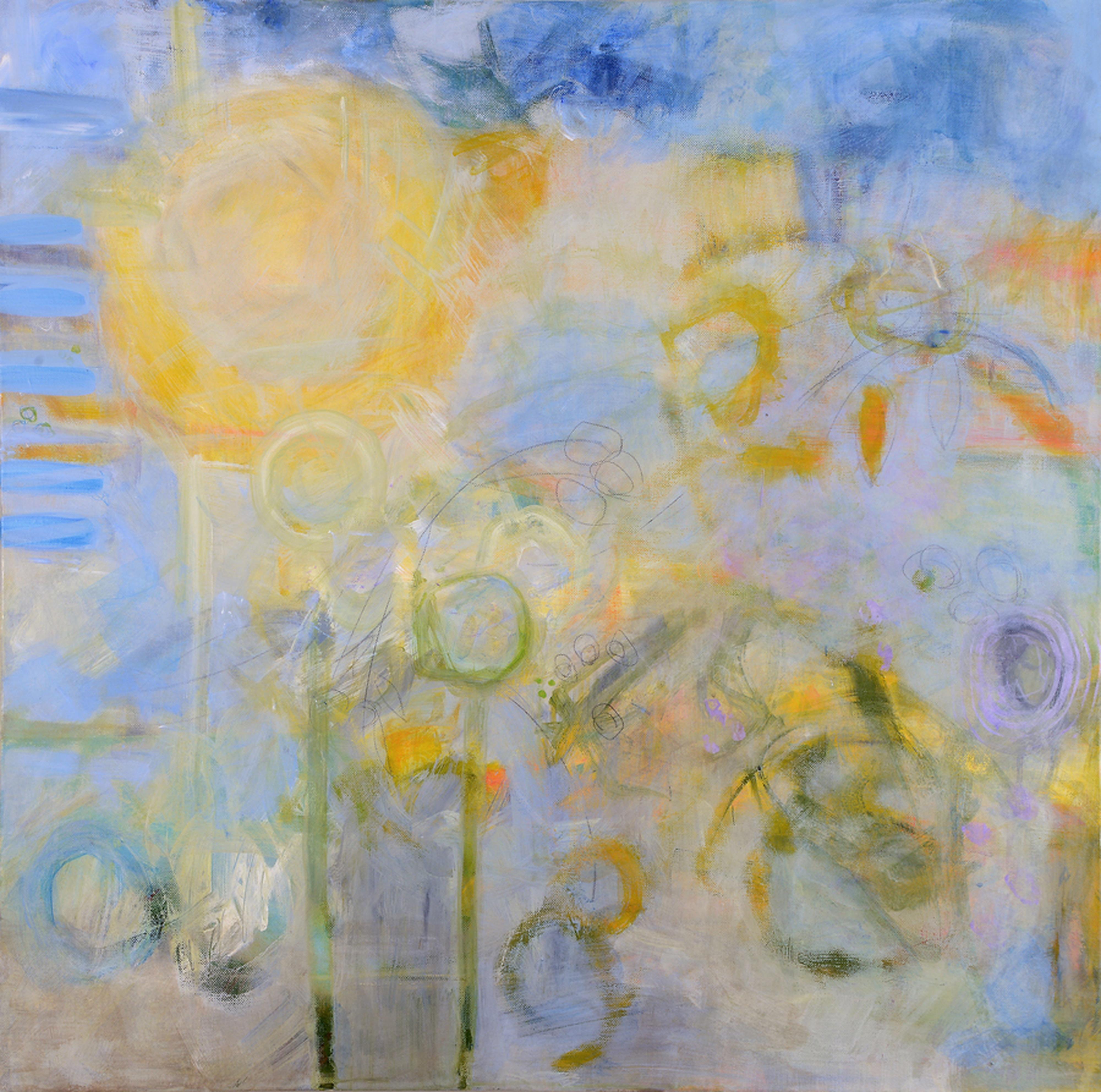 Blue Moon by Marla Sullivan | ArtworkNetwork.com