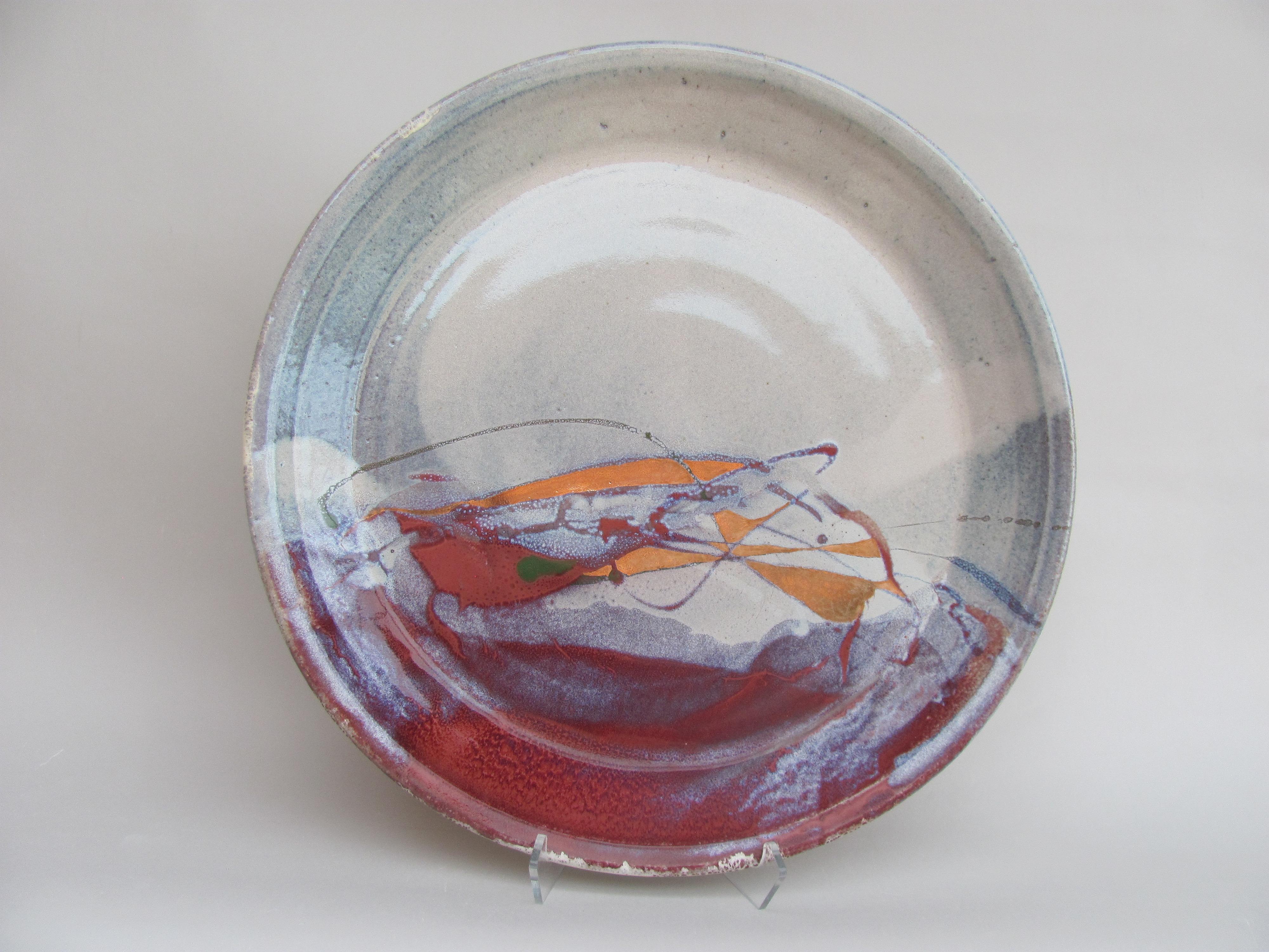 luster platter 4 by Macy Dorf | ArtworkNetwork.com