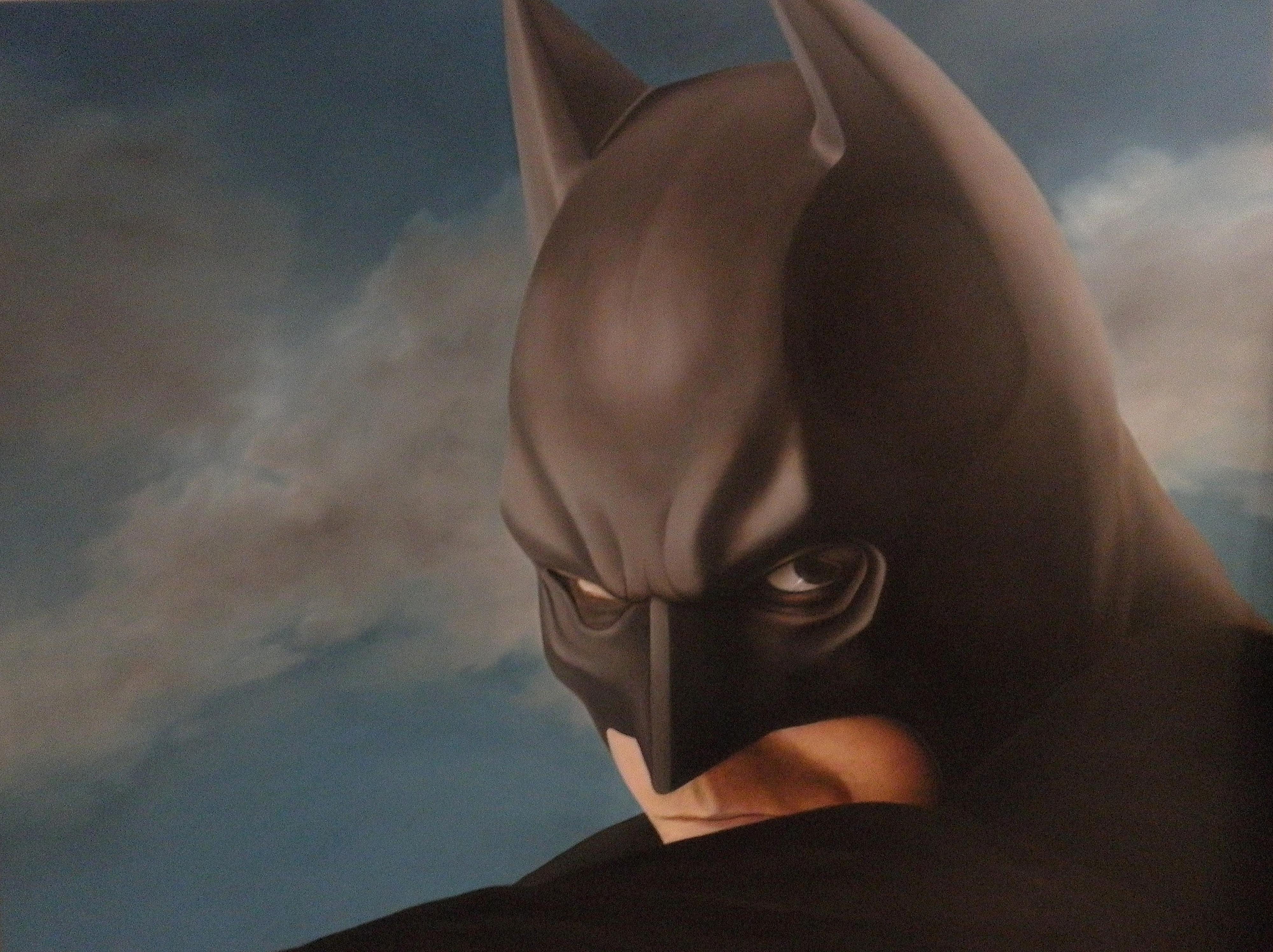 "Batman by MP ""Mike"" Raymond | ArtworkNetwork.com"