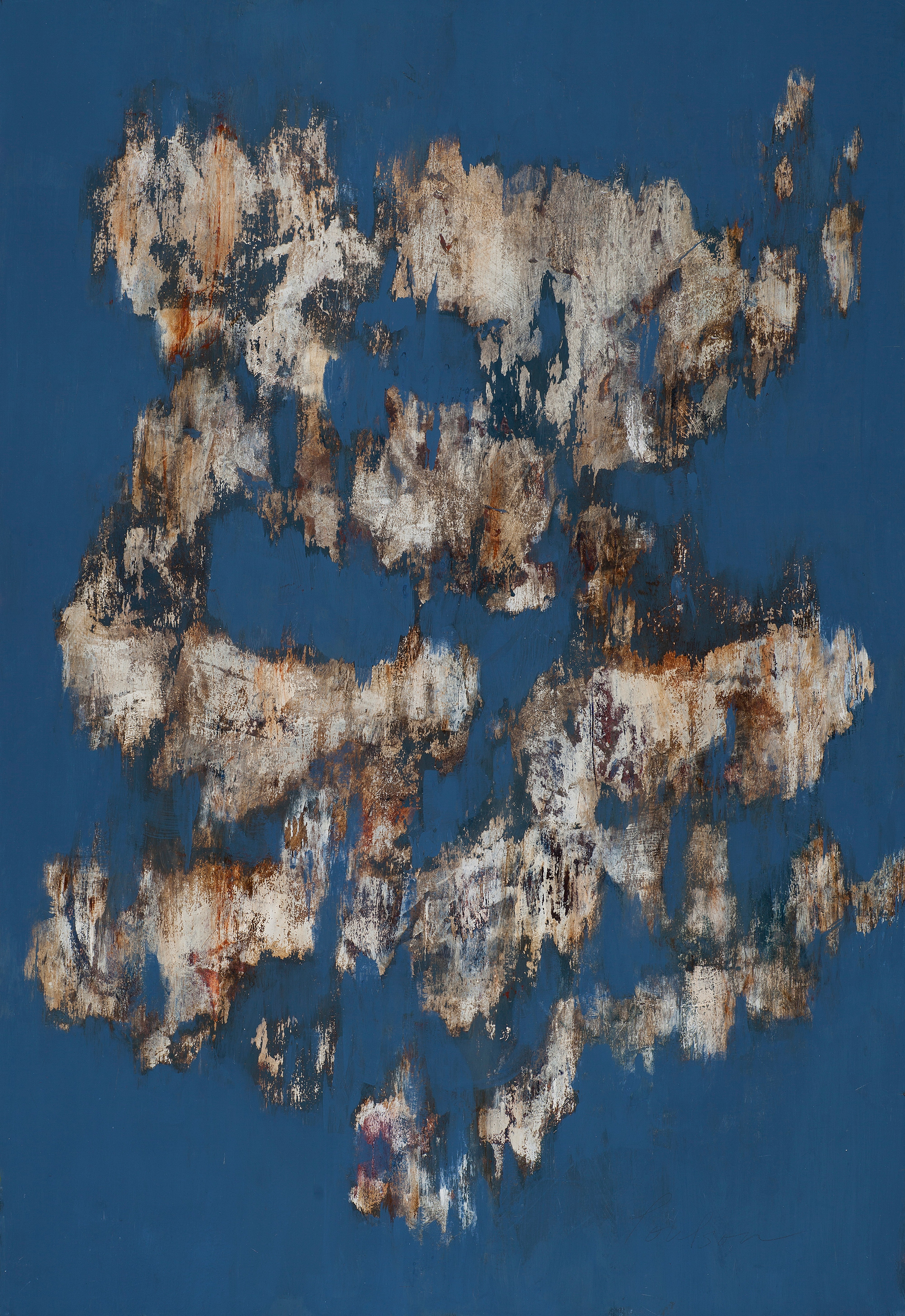 Fragment Series/Tapestry by Karen Poulson | ArtworkNetwork.com