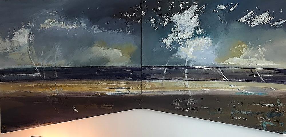 Prairie Wind by Kevan Krasnoff | ArtworkNetwork.com