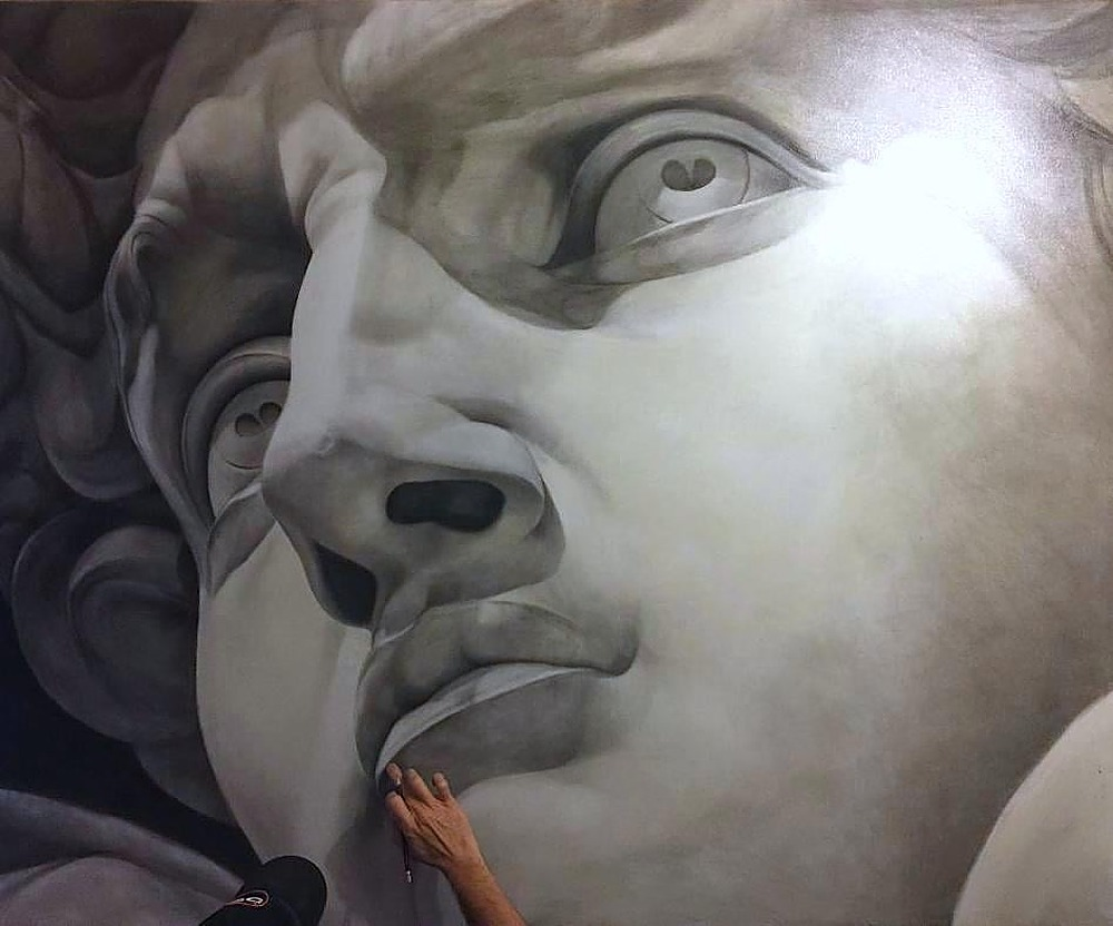 """David by MP """"Mike"""" Raymond 