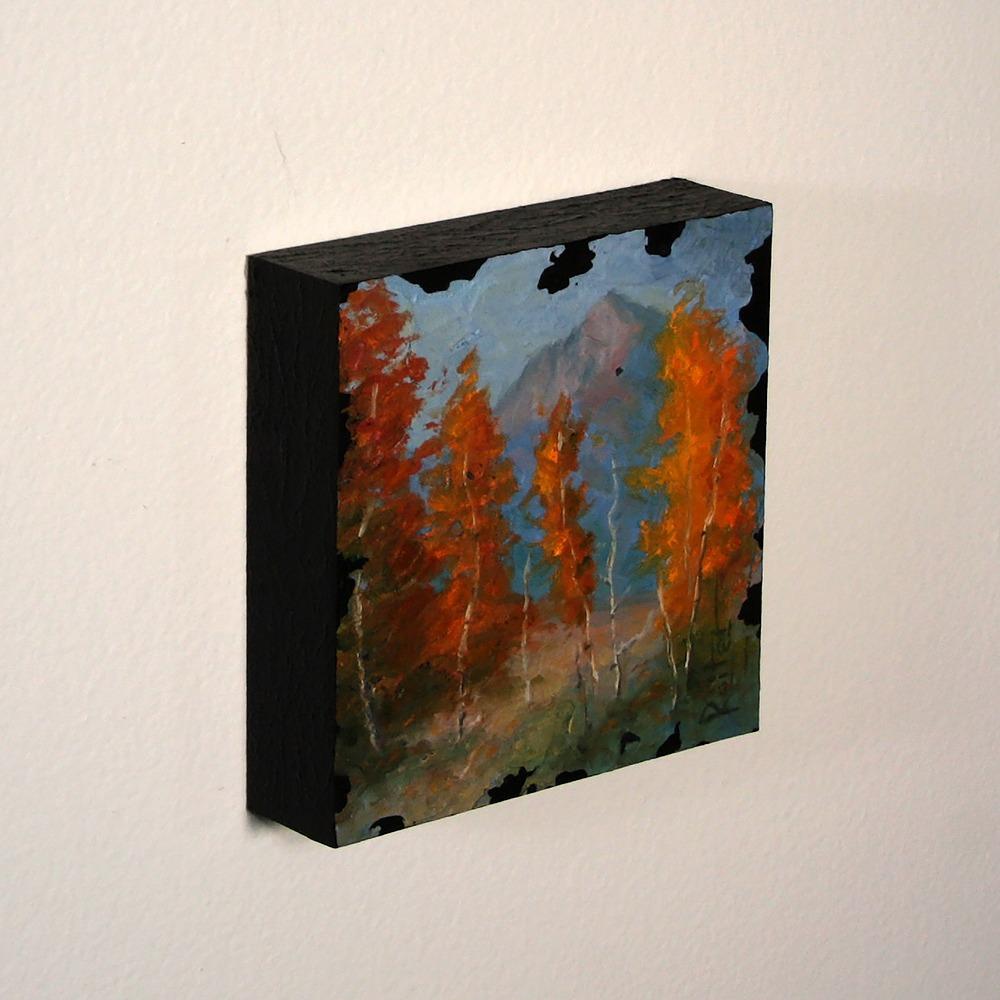 """Autumn Aspens VII"" (7) by Dave Reiter | ArtworkNetwork.com"