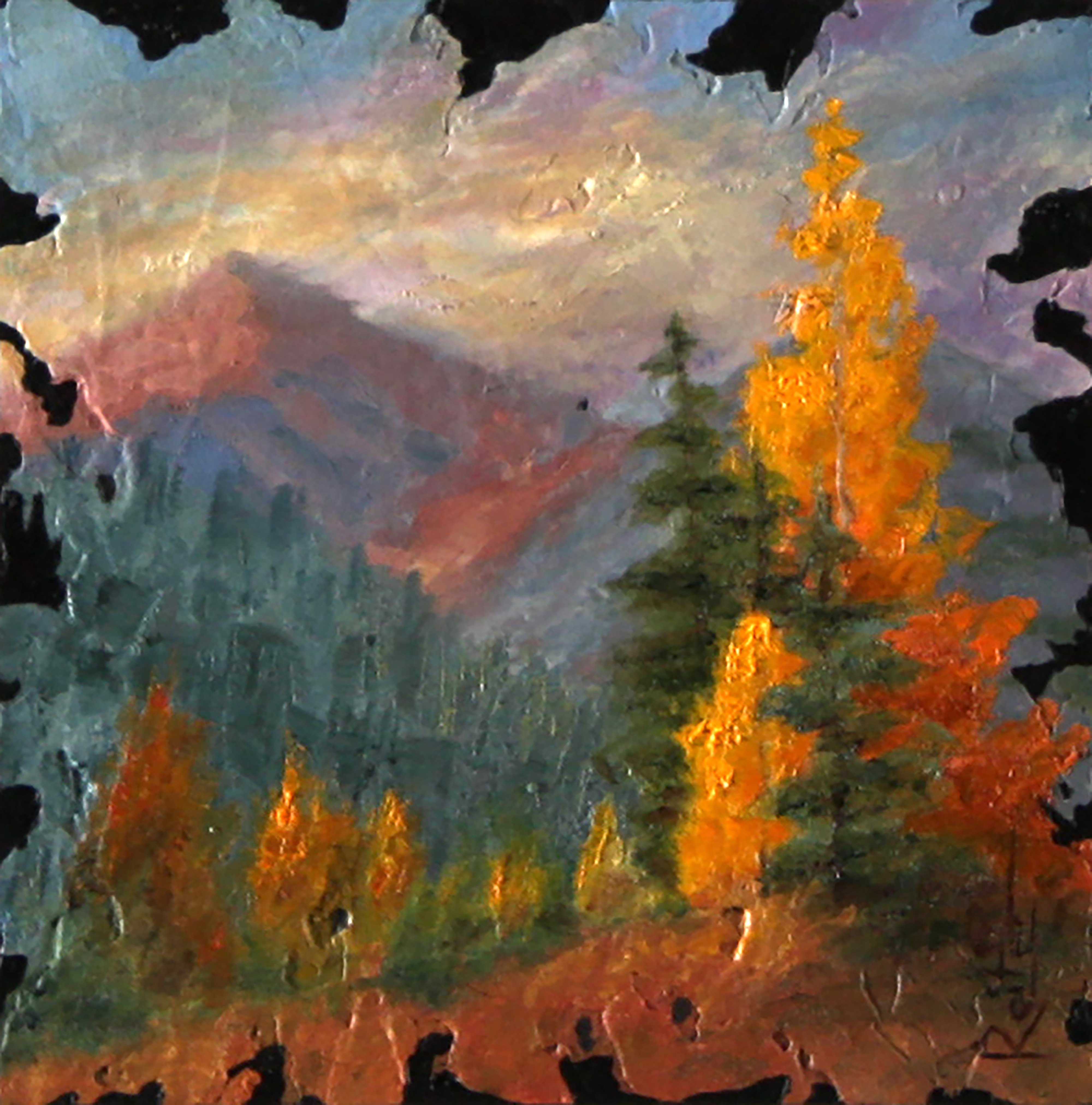 """""""Colors of Nature I"""" by Dave Reiter 