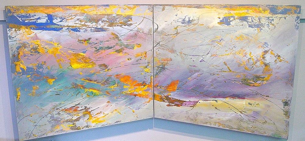 fire in the sky by Kevan Krasnoff | ArtworkNetwork.com
