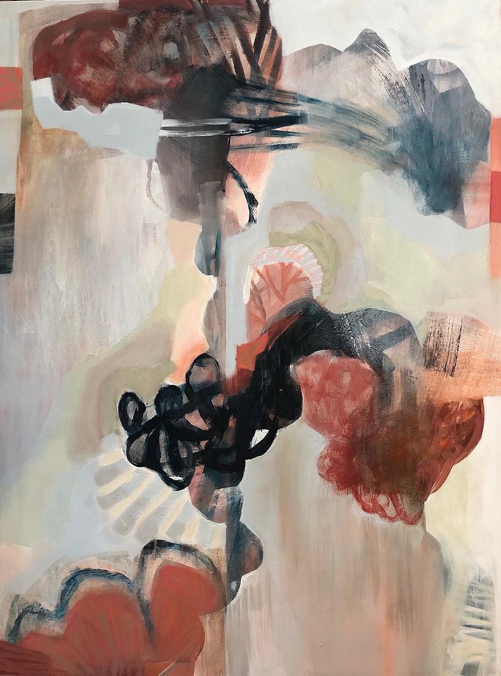 Fumarole I by Sarah Van Beckum | ArtworkNetwork.com