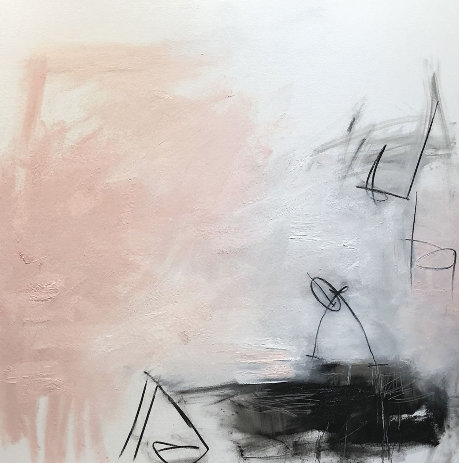 Pleasantly Chaotic by Judy Hintz Cox | ArtworkNetwork.com