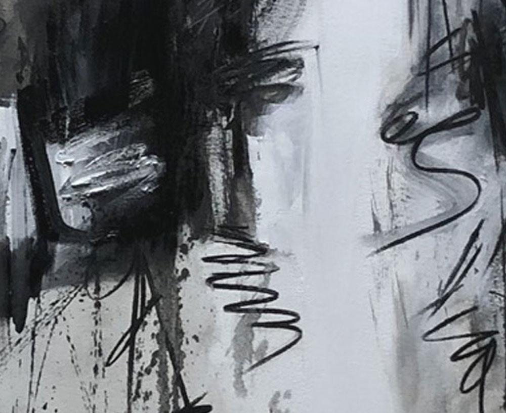 Space Between Dive by Judy Hintz Cox | ArtworkNetwork.com