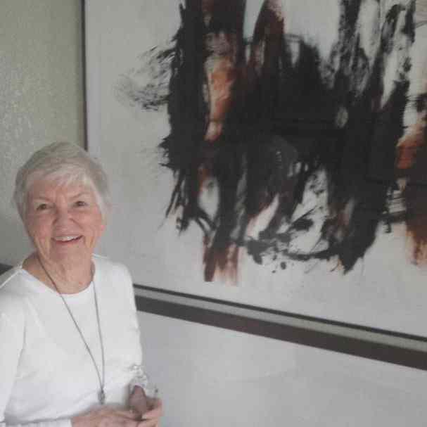 Photo of Karen Poulson, Fine Artist