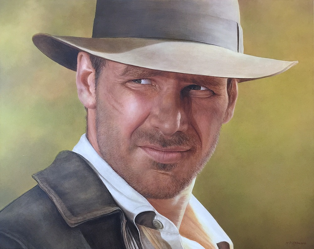 """Indy by MP """"Mike"""" Raymond 