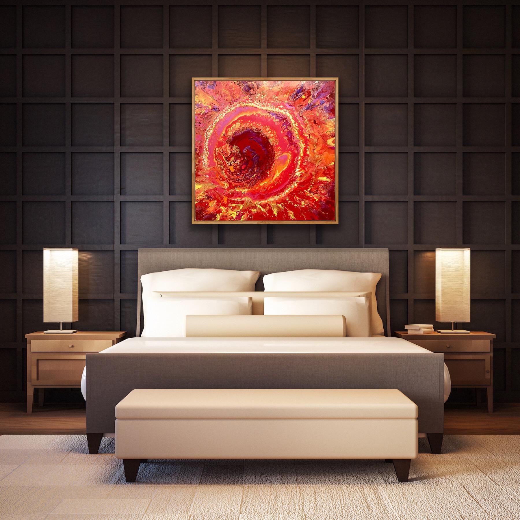Eternal Flame by Amanda Stavast | ArtworkNetwork.com