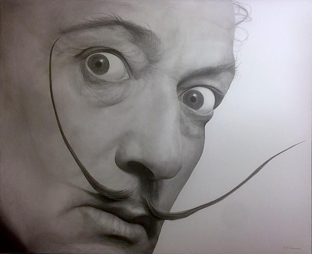 "Dali by MP ""Mike"" Raymond 