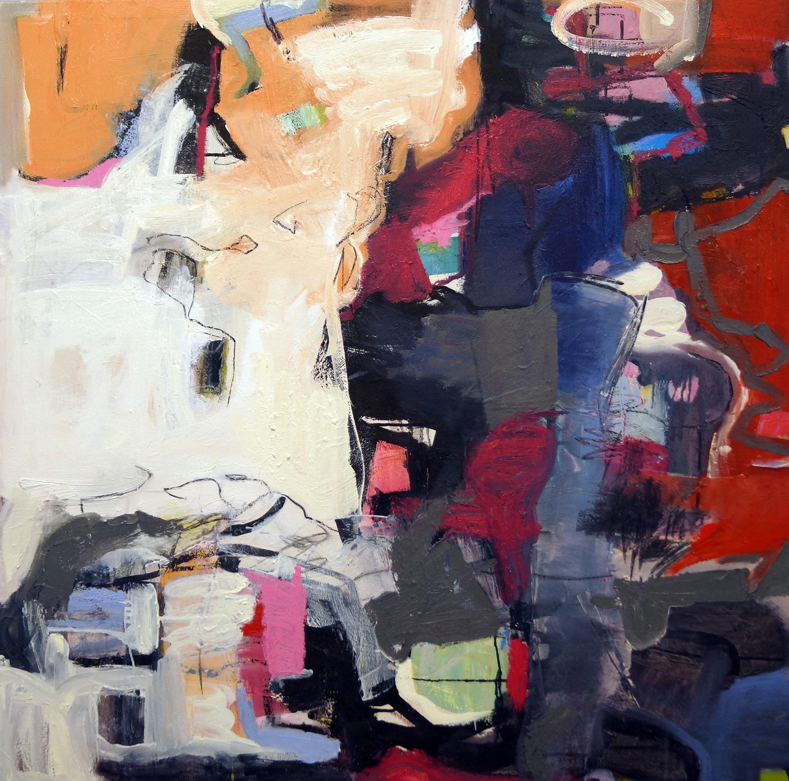 Rhythm in Blue by Cheri Vilona | ArtworkNetwork.com
