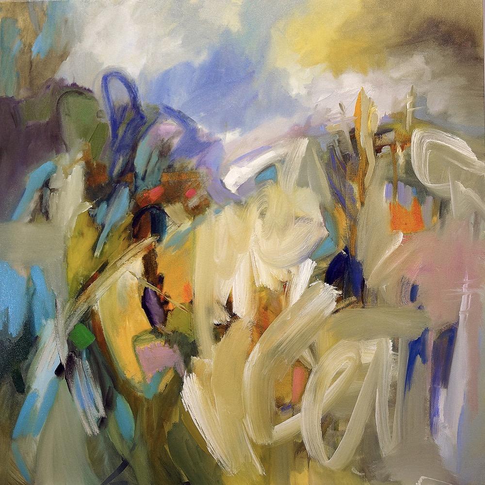 9 Dream Colors by Cheri Vilona | ArtworkNetwork.com