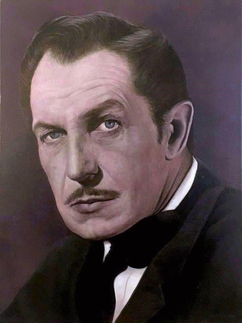 """Vincent Price by MP """"Mike"""" Raymond 