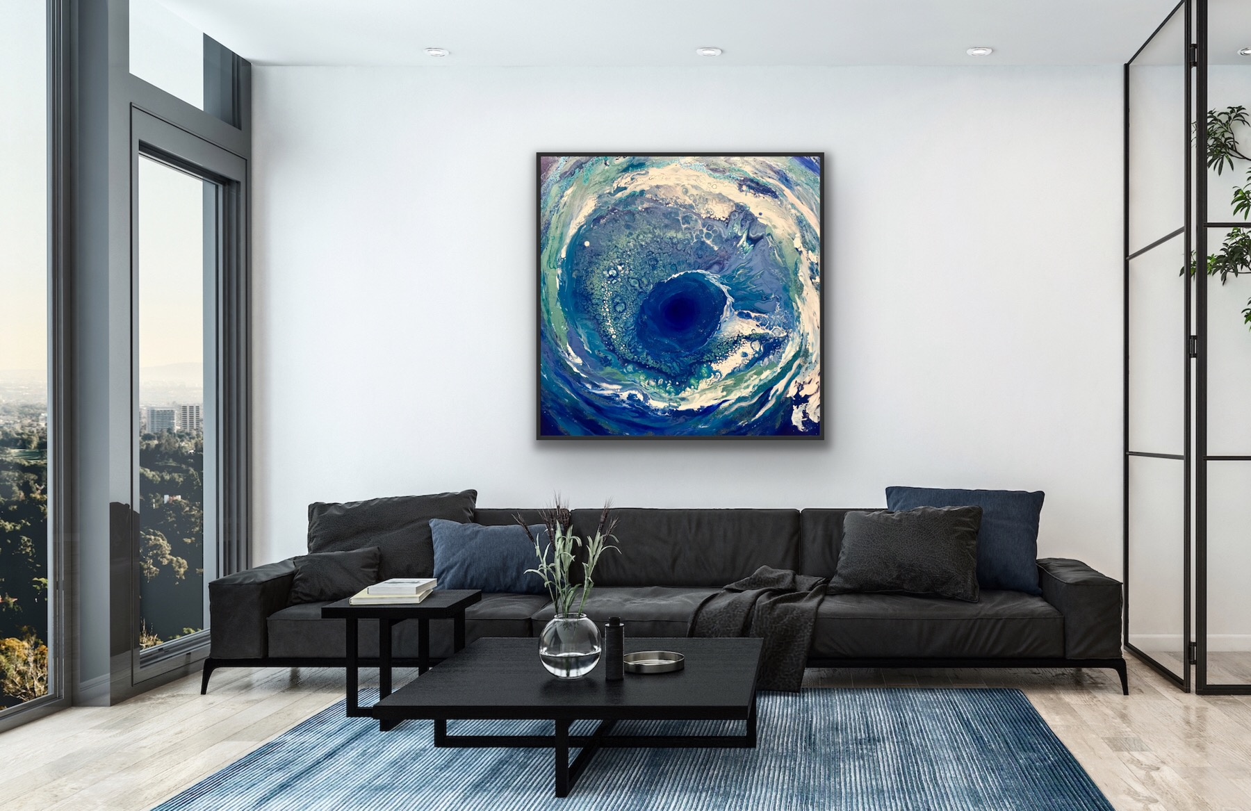 Turbulent Waters by Amanda Stavast | ArtworkNetwork.com