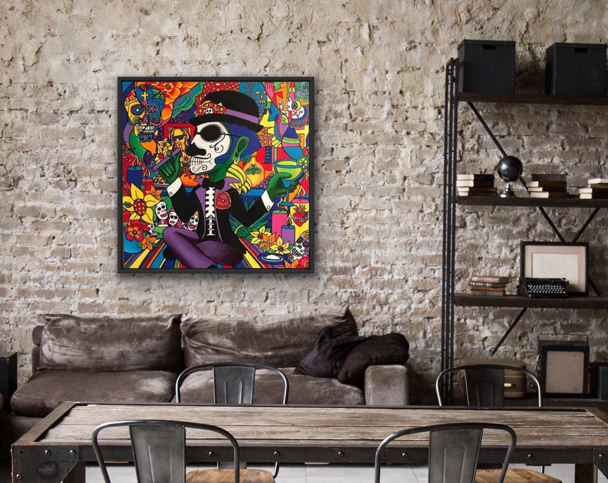 Froman y los Muertos by Amanda Stavast | ArtworkNetwork.com