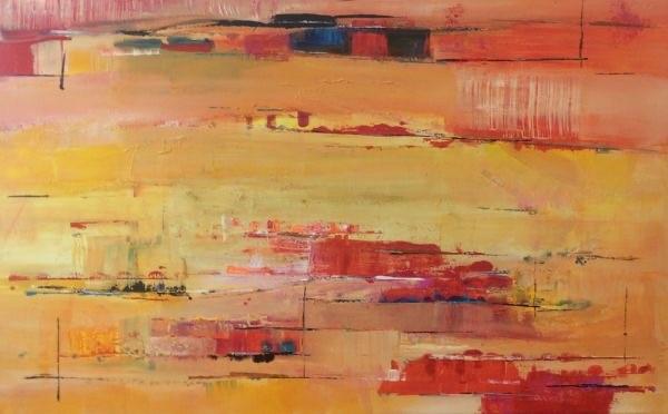 Desert Pathways by Robert Martinez | ArtworkNetwork.com