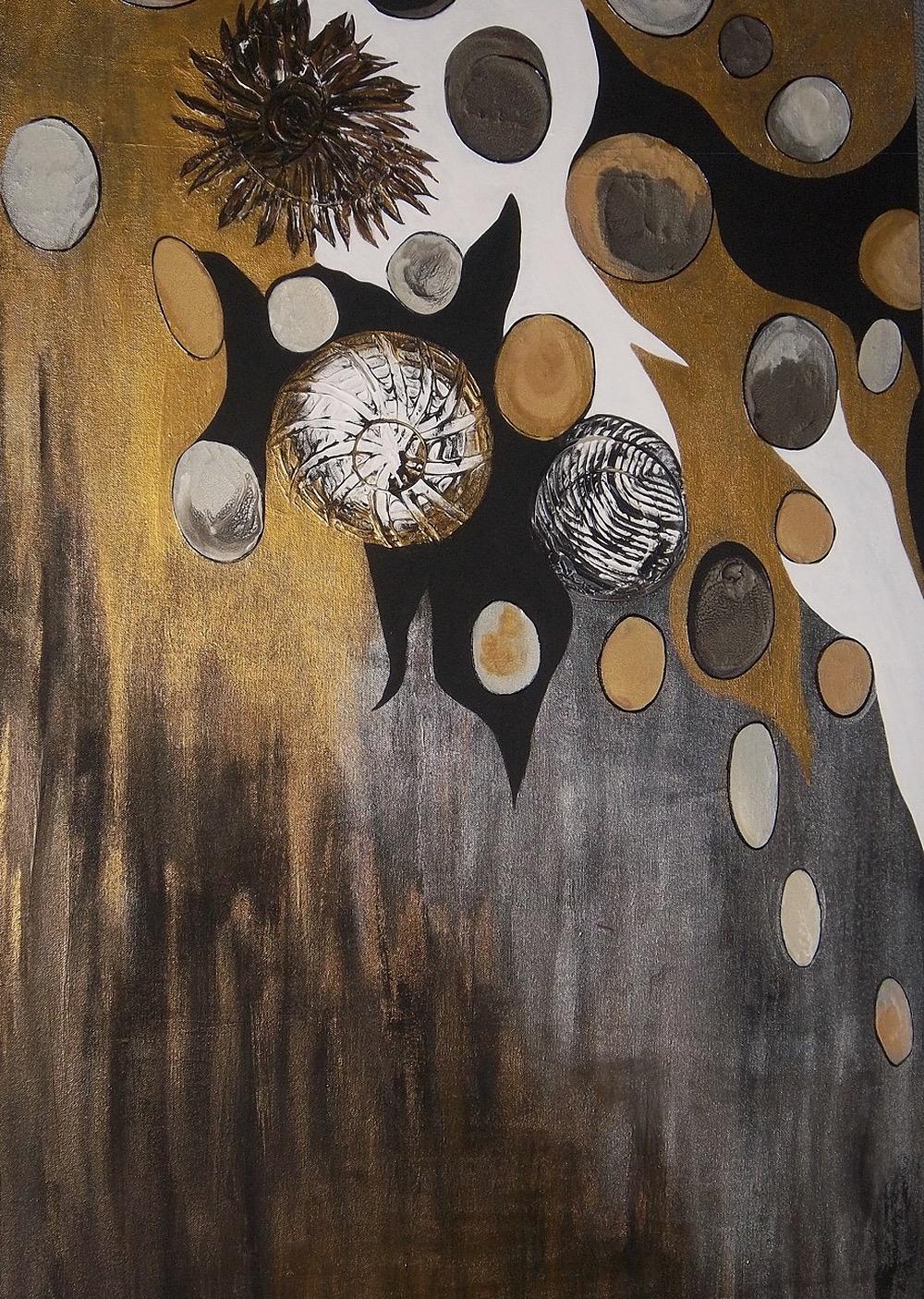 Galaxy by Helene Strebel | ArtworkNetwork.com