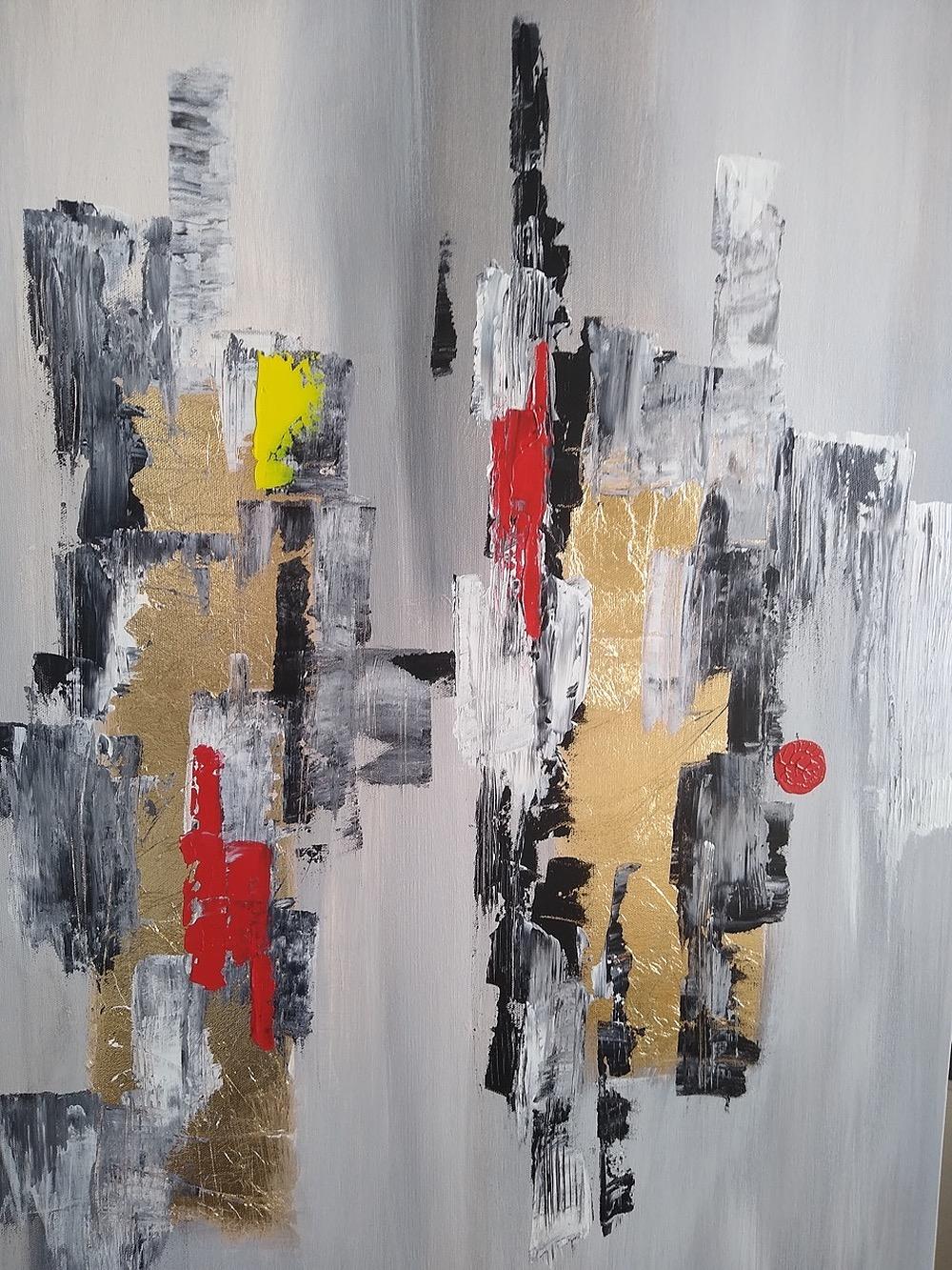 Reflection by Helene Strebel | ArtworkNetwork.com