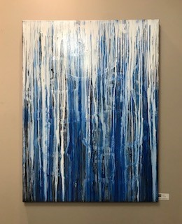 Liquid Ice by Maggie Levy | ArtworkNetwork.com