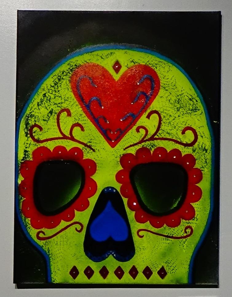 Dead Lime Life by Flourish Galleria   ArtworkNetwork.com