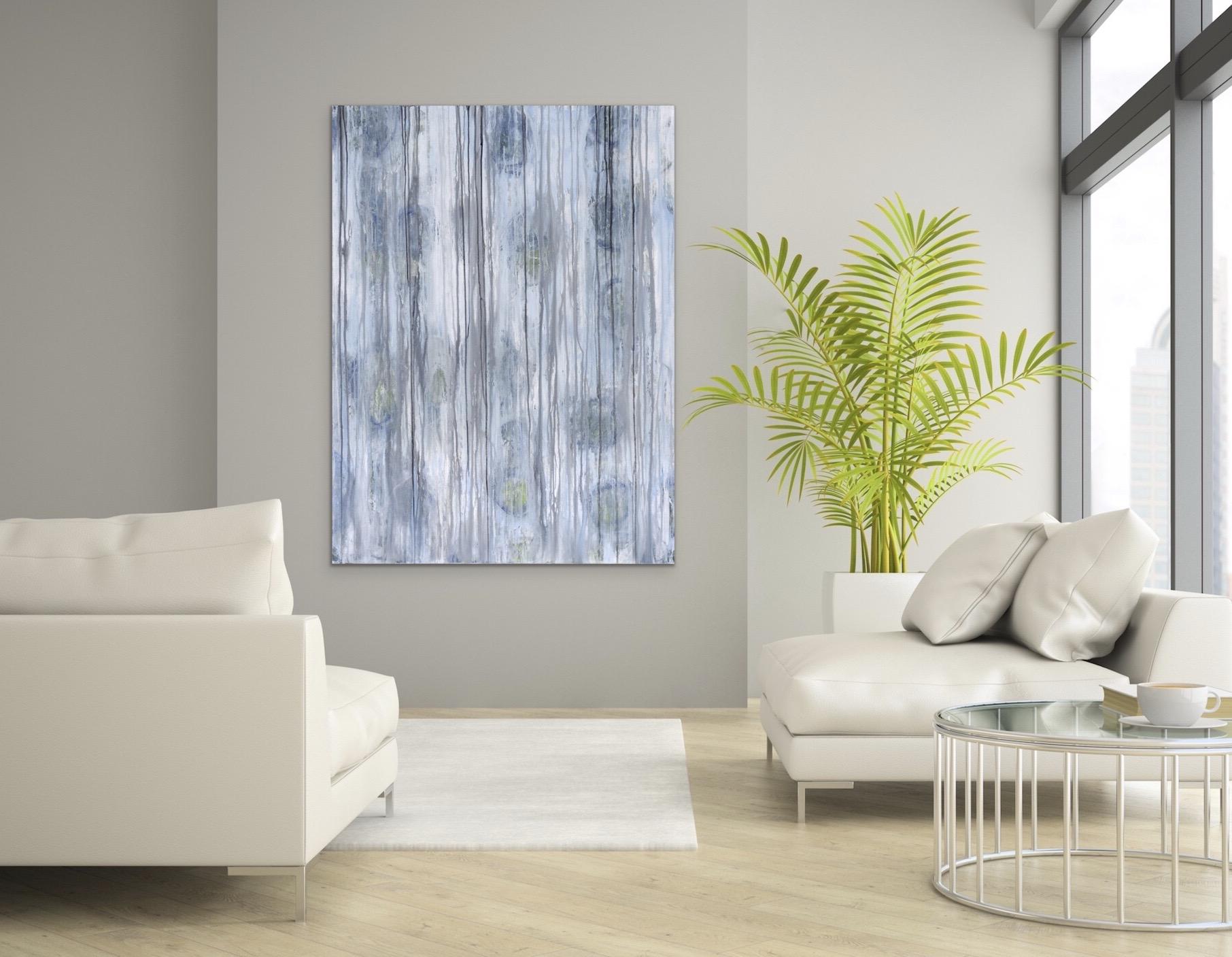 Blue Mystique by Maggie Levy | ArtworkNetwork.com