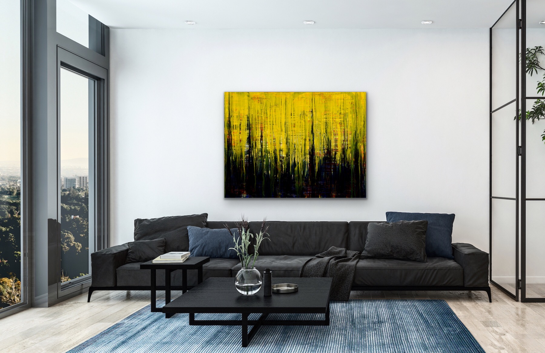Midnight Sun by Maggie Levy | ArtworkNetwork.com
