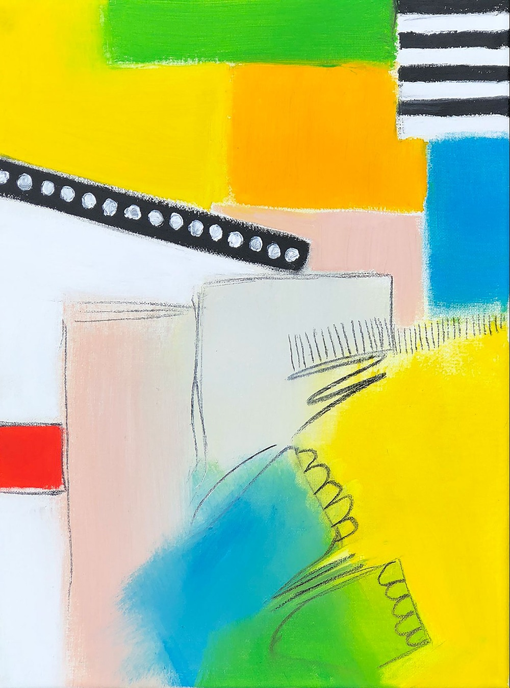 Natural Rhythm by Judy Hintz Cox   ArtworkNetwork.com