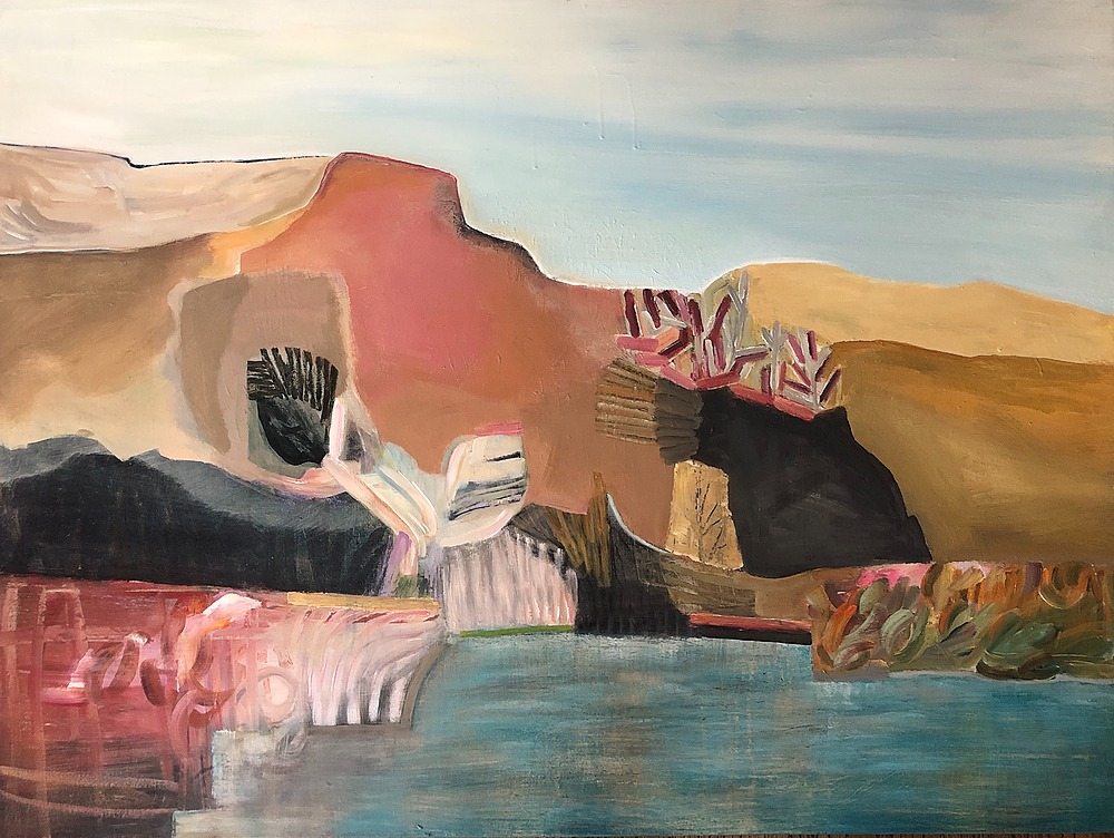 South of Here by Sarah Van Beckum | ArtworkNetwork.com