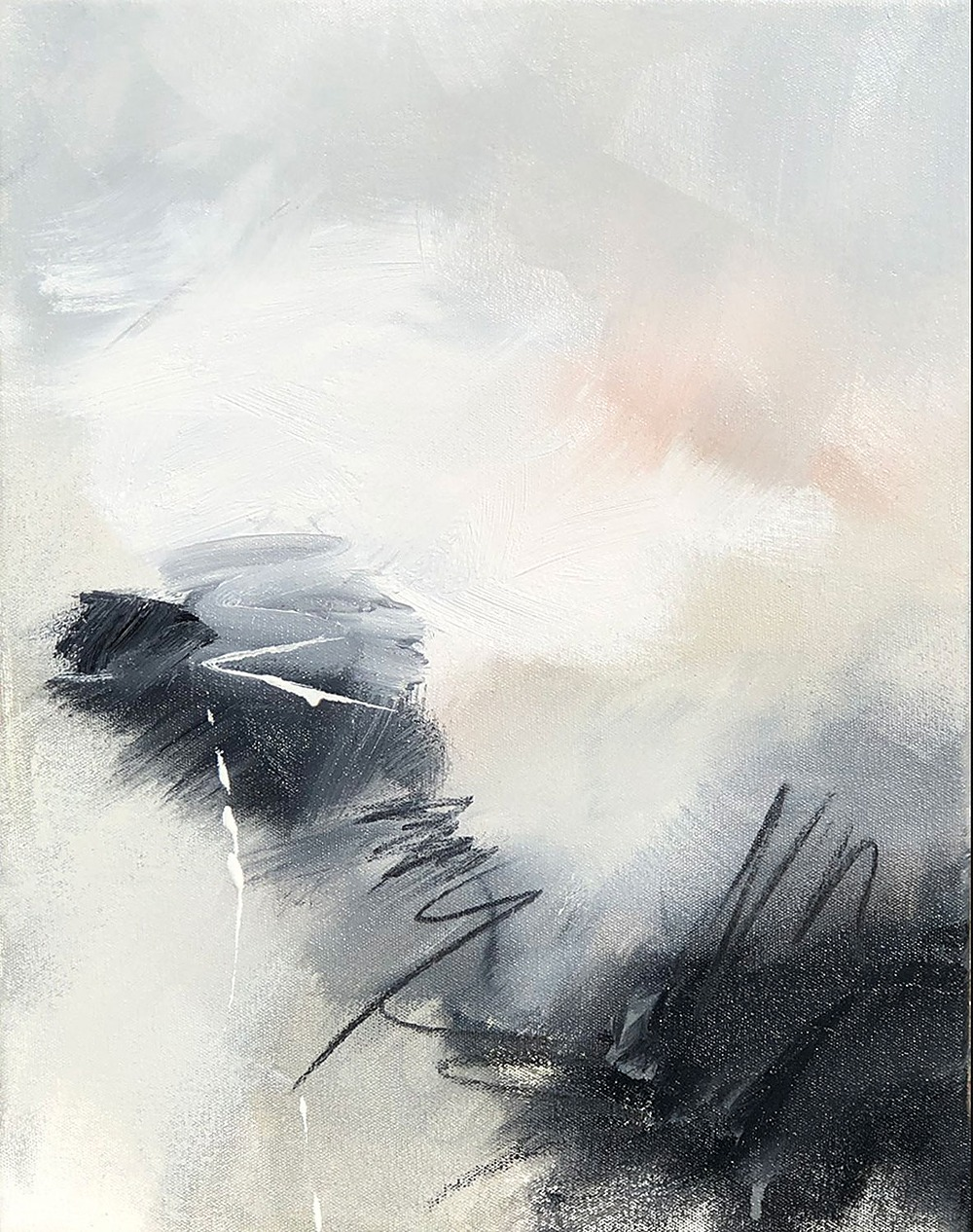 Go with the Flow by Judy Hintz Cox | ArtworkNetwork.com