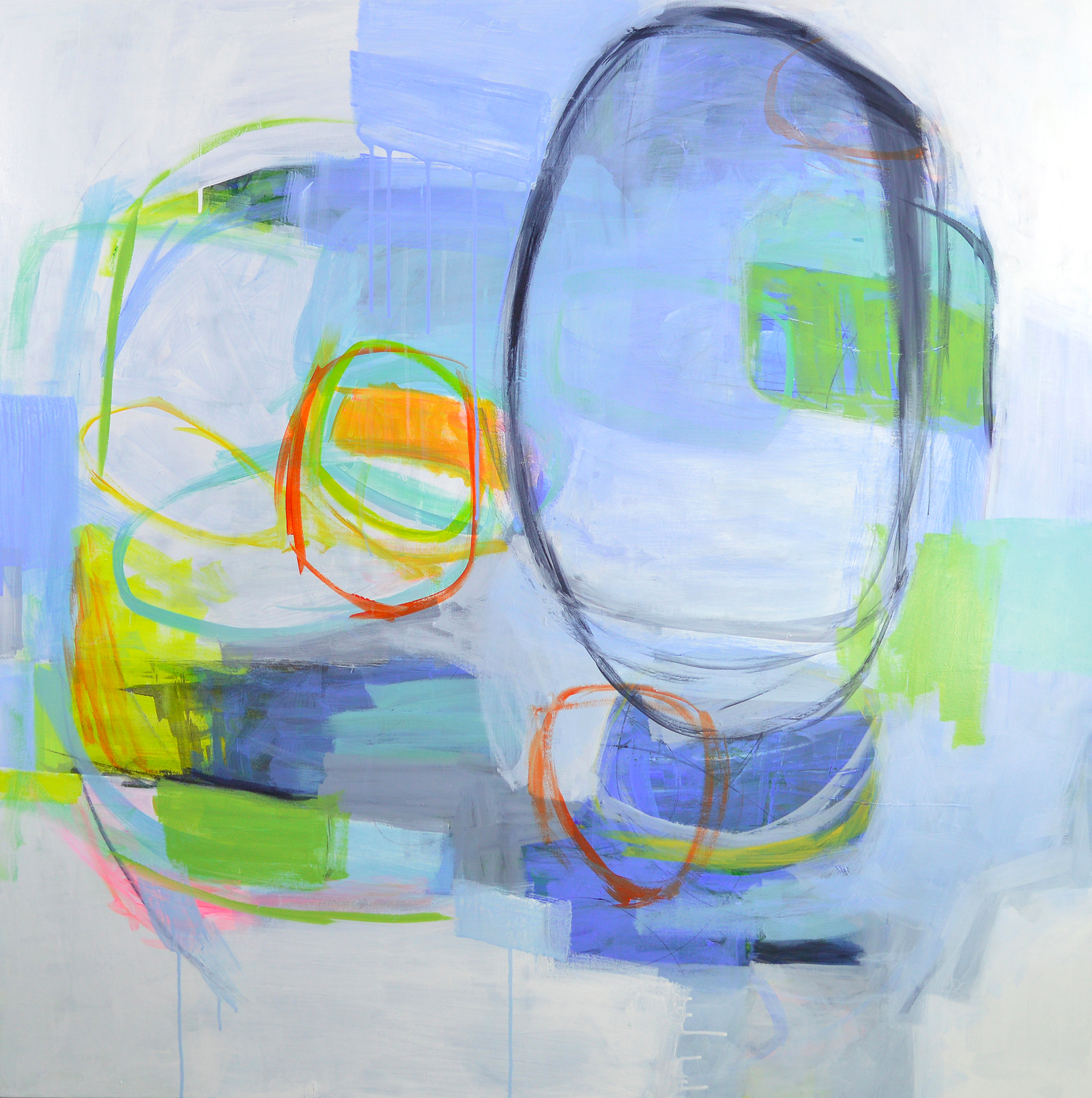Shimmering Water by Julia Rymer | ArtworkNetwork.com