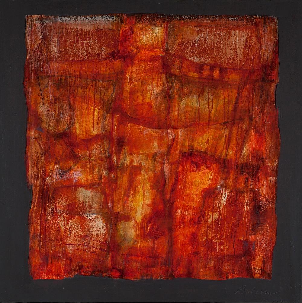 Inner Earth by Karen Poulson | ArtworkNetwork.com