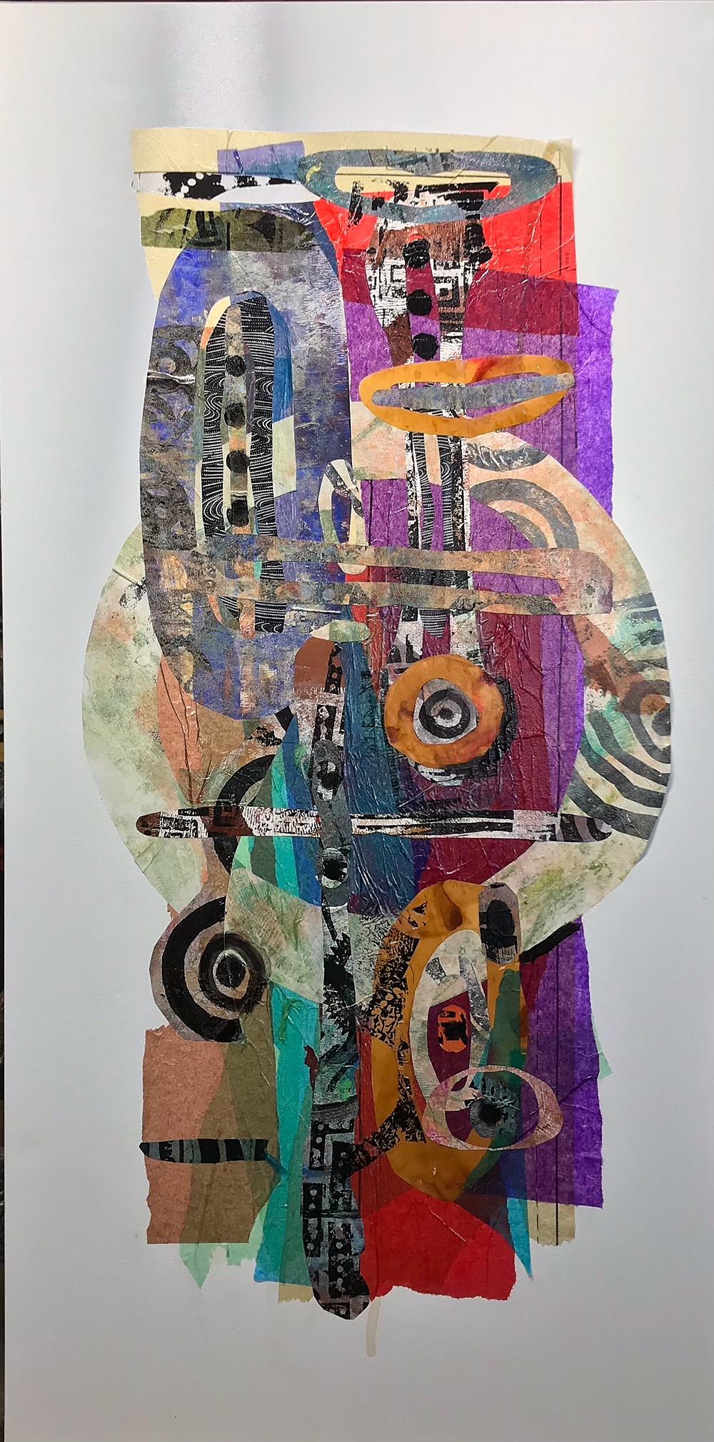 Rhythm section by Raphael Maximo Sanchez   ArtworkNetwork.com