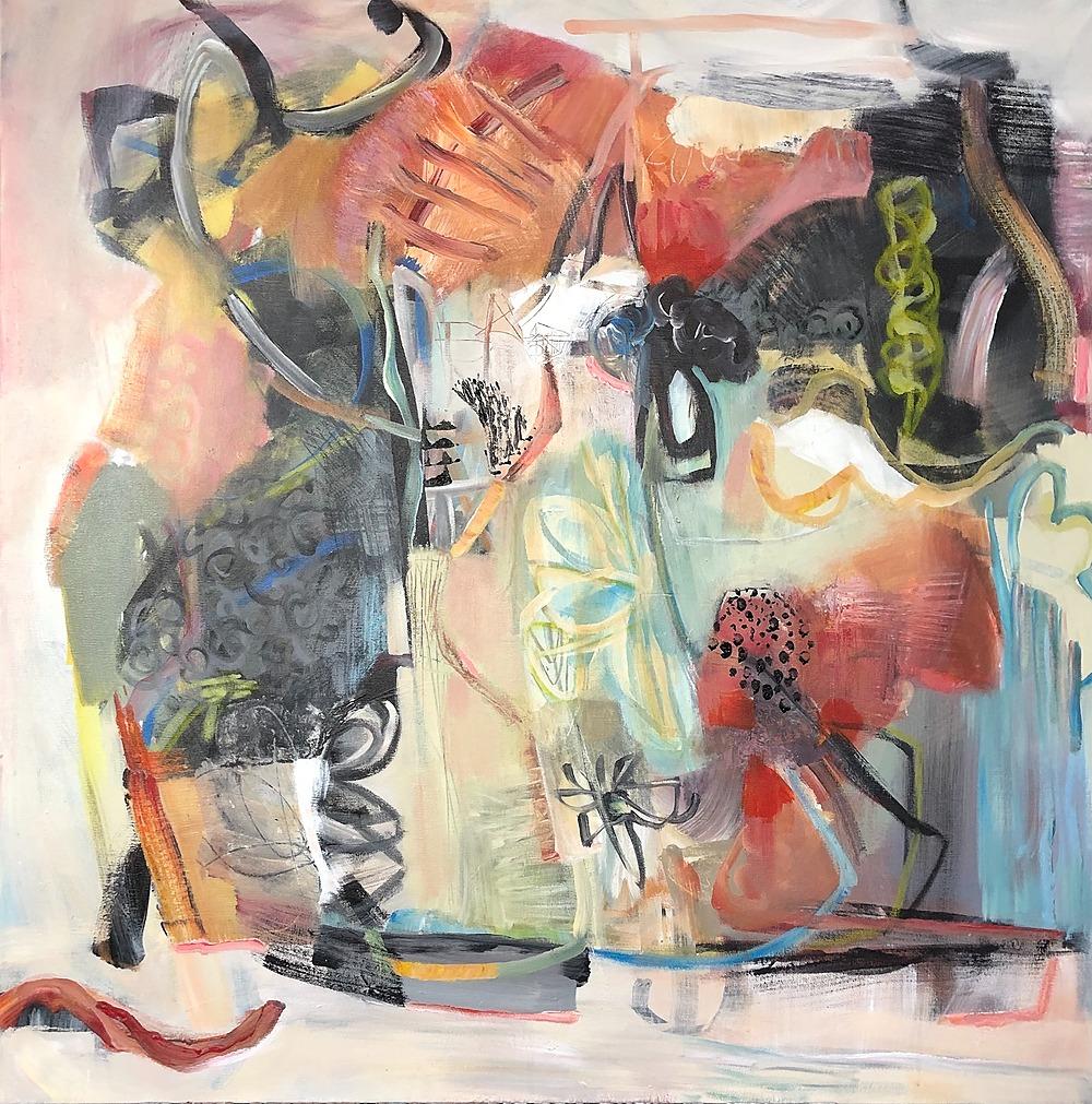 Jazz II by Sarah Van Beckum | ArtworkNetwork.com