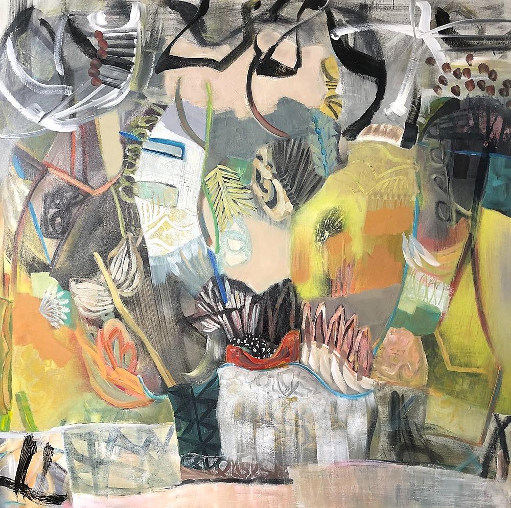 Jazz II by Sarah Van Beckum   ArtworkNetwork.com