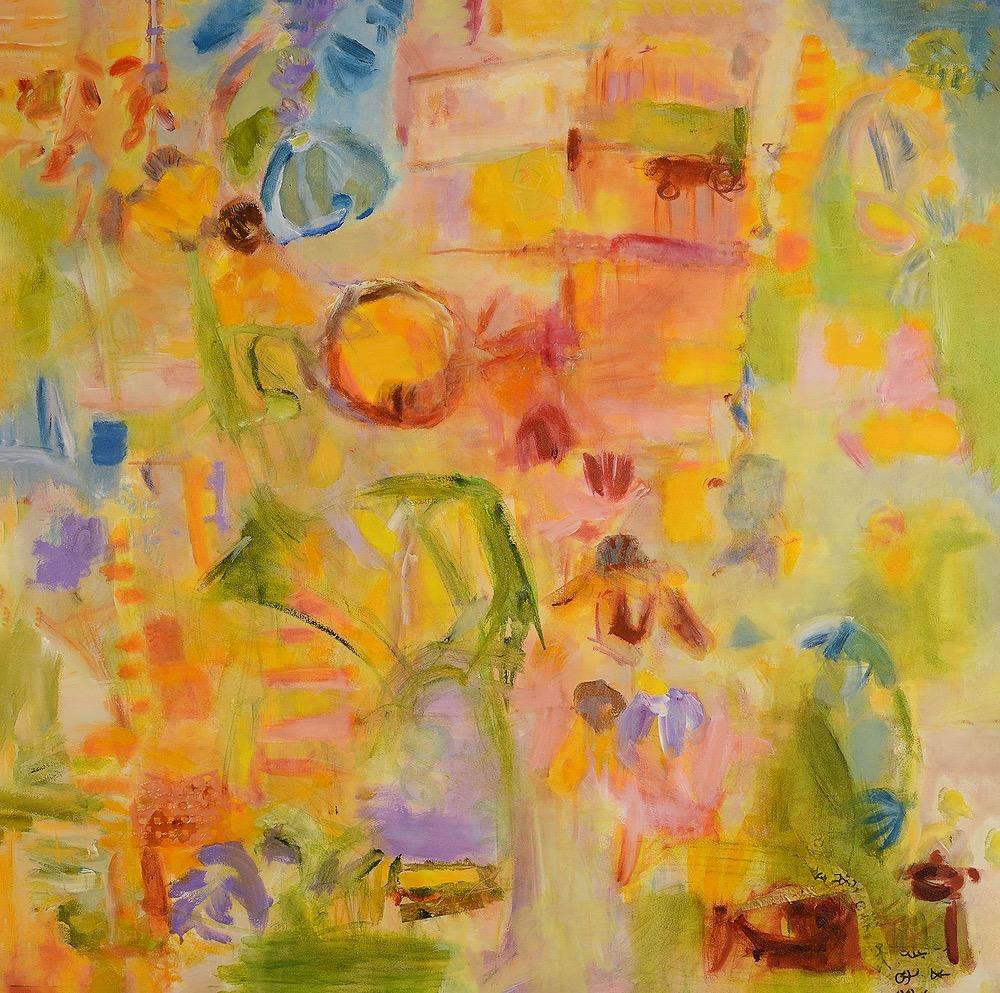 Desert Palms by Marla Sullivan   ArtworkNetwork.com