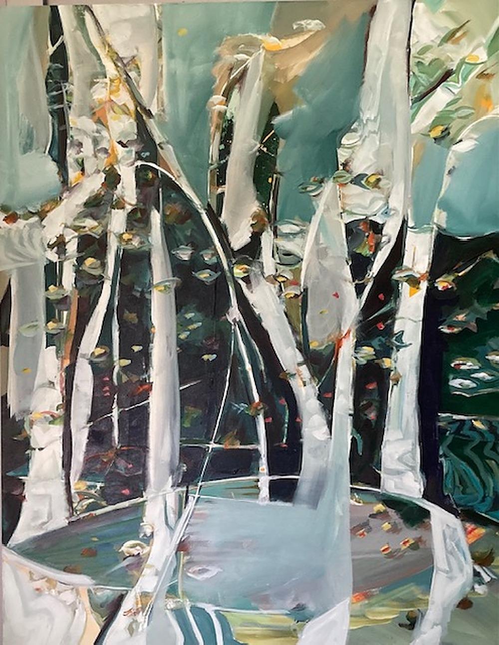 Aspen 42 by Kevan Krasnoff | ArtworkNetwork.com